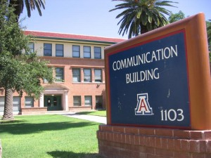 University of Arizona - Tucson, AZ