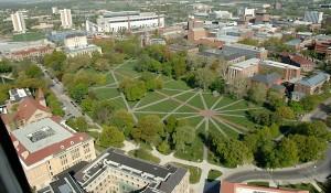 Ohio State University campus