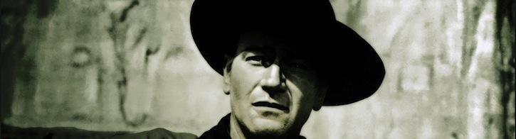 John Wayne deep voice