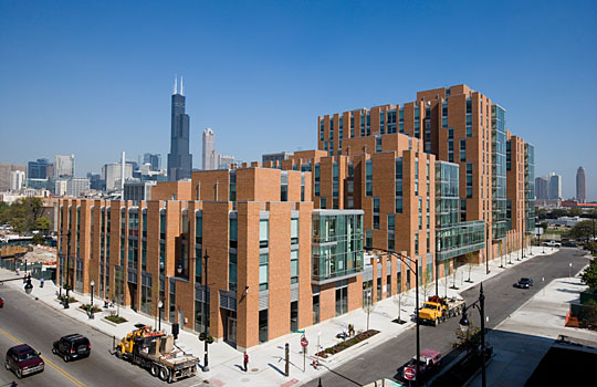 University Of Illinois At Chicago Mascot