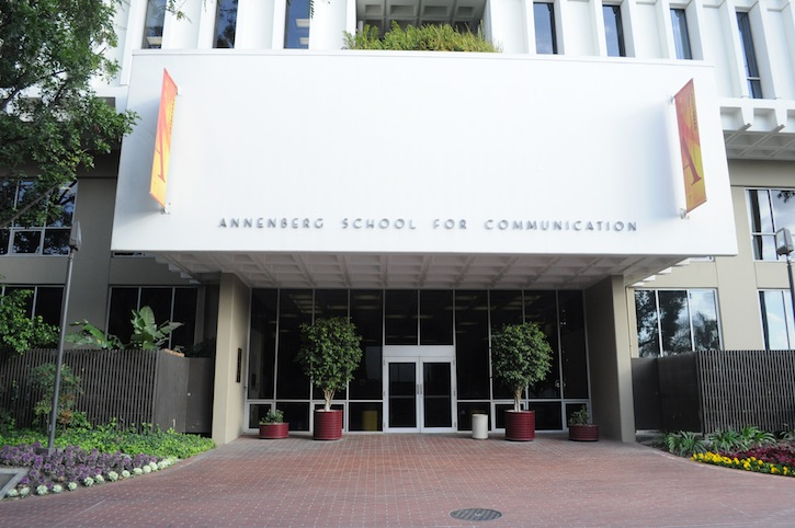 Annenberg School For Communication And Journalism  >> Usc Annenberg School For Communication And Journalism