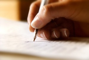 Graphology - Handwriting