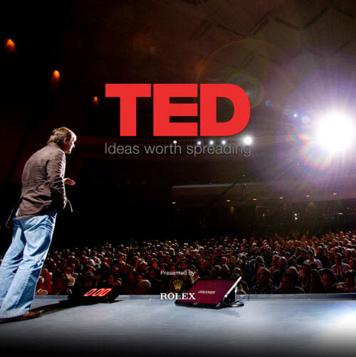 the profile of a perfect ted talk  u2013 communication studies