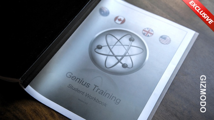 Apple's Secret Genius Training Manual