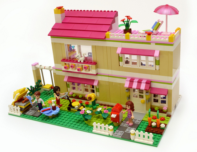 Lego For Girls New