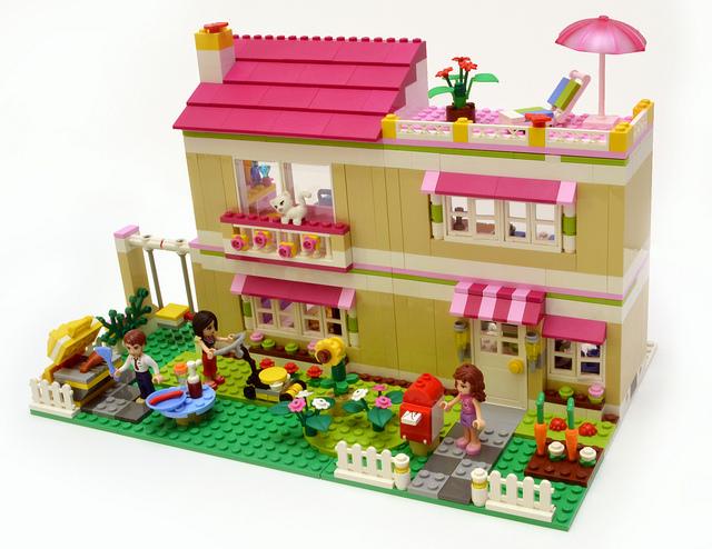 Lego For Girls New